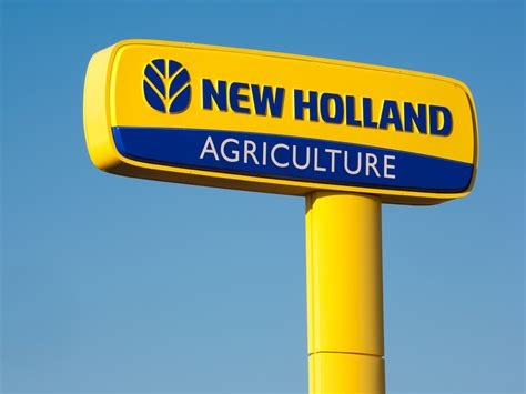 new one new agriculture sign boone tractor