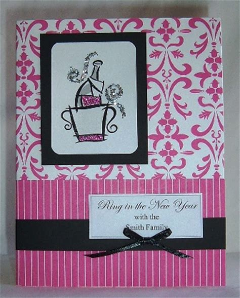 year cards to make made card ideas and exles of handmade cards