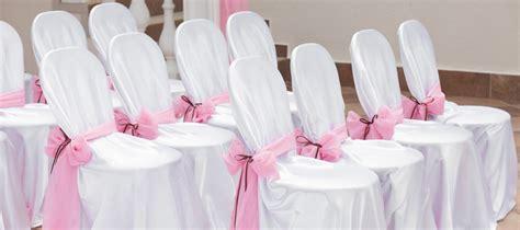 housses de chaises et noeuds de chaises pour d 233 coration de table de mariage la f 233 e d 233 coration