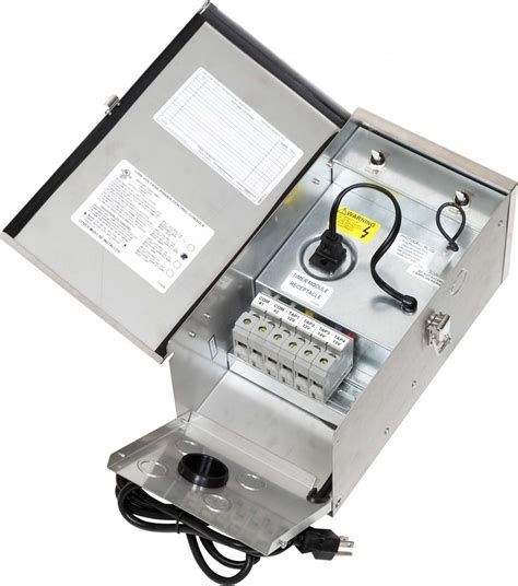what is a landscape lighting transformer helpful hints on low voltage landscape lighting transformers