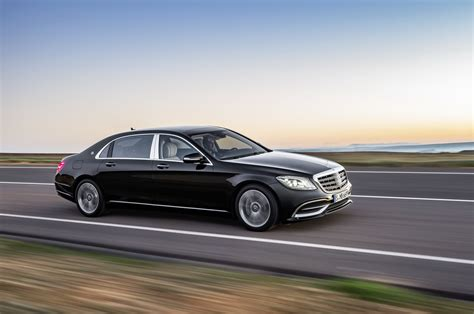 Mercedes S Class Price by 2018 Mercedes S Class Priced From 91k
