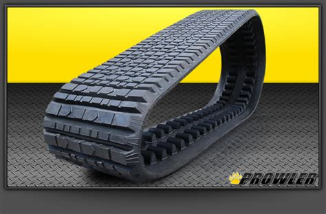 footprint rubber st pair of asv scout utility vehicle sc50 st50 rubber tracks