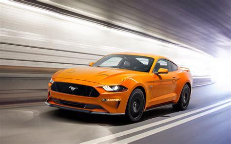 Sports Car 4k Wallpaper by 2018 Ford Mustang Sports Car 4k 8k Wallpapers Hd