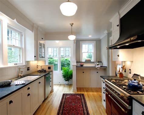 houzz small kitchen ideas volnay galley kitchen traditional kitchen minneapolis by vujovich design build inc