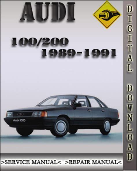 auto repair manual free download 1992 audi 100 security system 1989 1991 audi 100 200 factory service repair manual 1990 downloa