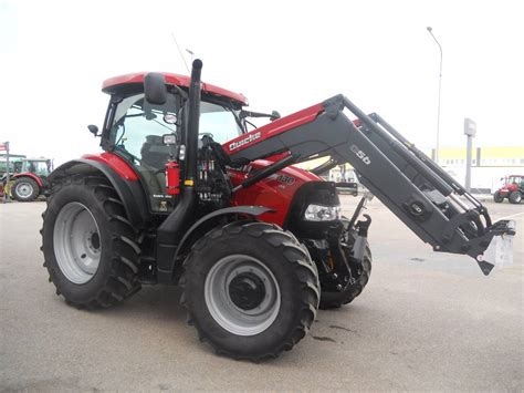 case ih used case ih maxxum 130 cvx tractors year 2016 for sale