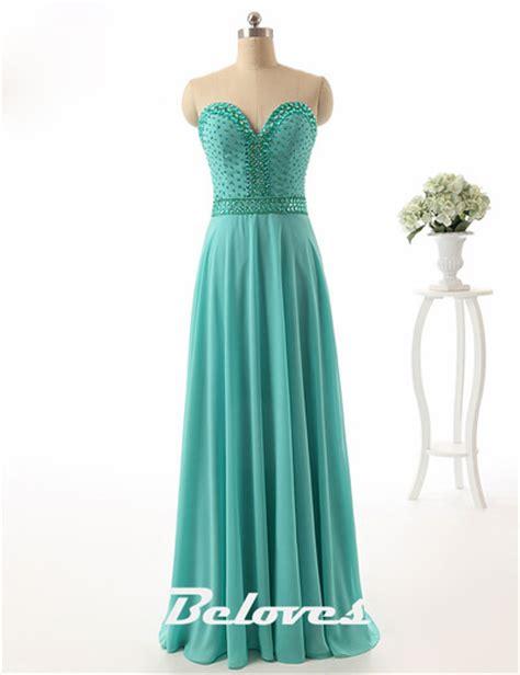 mint beaded dress mint beaded sweetheart prom dress with flowing chiffon