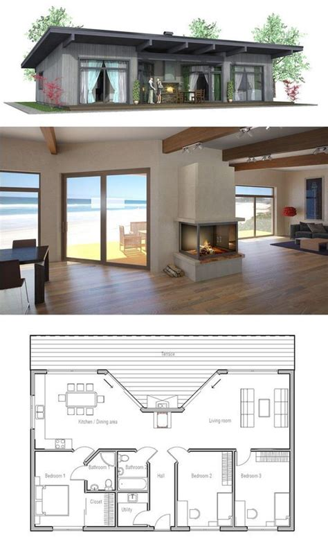tiny house plans 25 impressive small house plans for affordable home