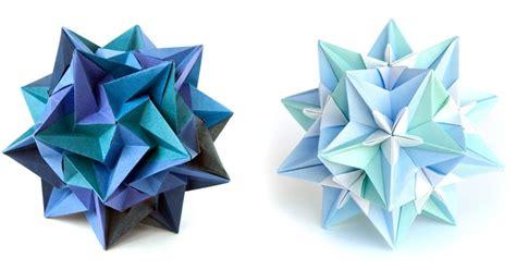 modular origami folding 4995 best images about origami kusudamas on