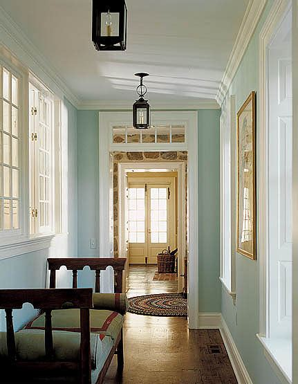 paint colors for entrance hallway turquoise hallway country entrance foyer