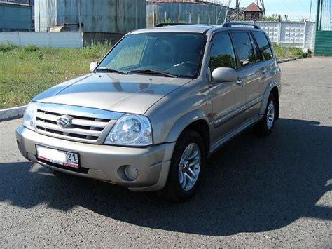 Suzuki Xl7 2003 by 2003 Suzuki Xl7 Pictures 2 7l Gasoline Automatic For Sale