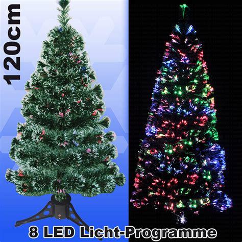weihnachtsbaum led beleuchtung weihnachtsbaum k 252 nstlicher tannenbaum led beleuchtet