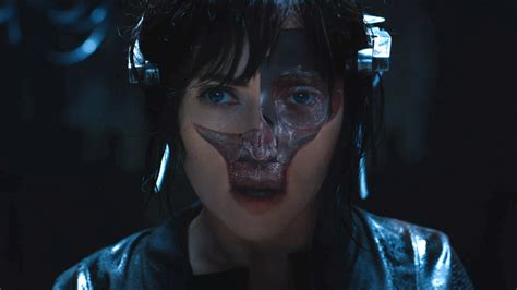 ghost in shell ghost in the shell 2017 trailer 2 ghost in the