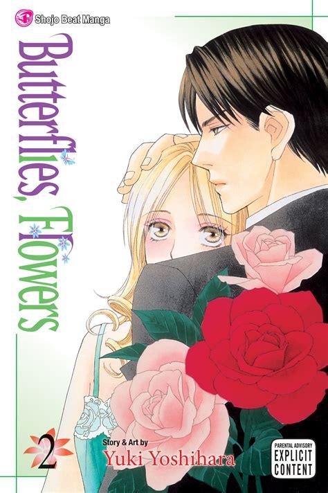 yuki yoshihara butterflies flowers vol 2 book by yuki yoshihara