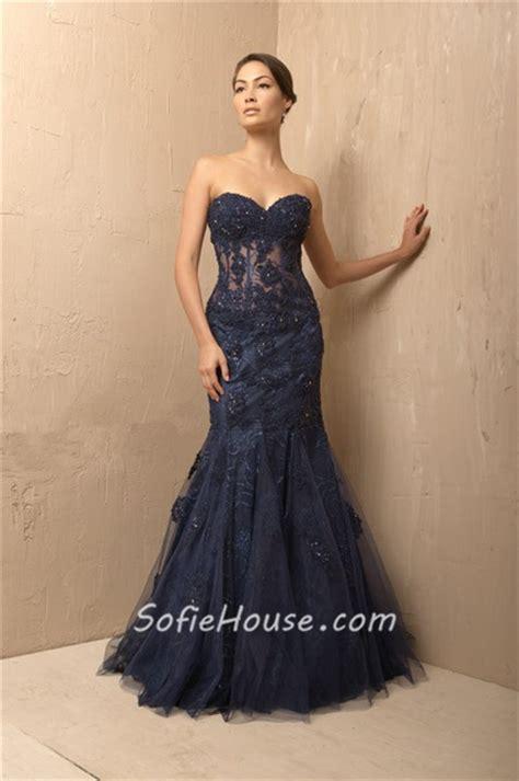 beaded bolero jackets for evening dresses mermaid sweetheart navy blue lace beaded evening
