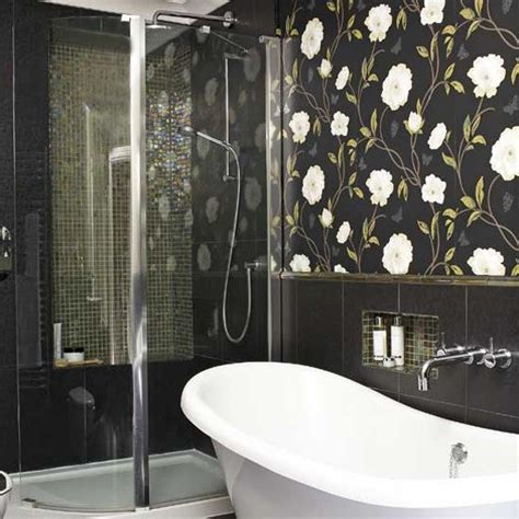 wallpaper bathroom designs wallpaper ideas for bathrooms 2017 grasscloth wallpaper