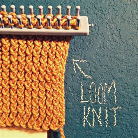 how to cast loom knitting a scarf 140 curated loom knitting ideas by dracey loom knitting