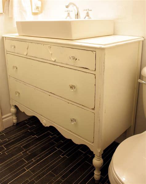 dresser for bathroom vanity antique dresser turned vanity painting the roses white