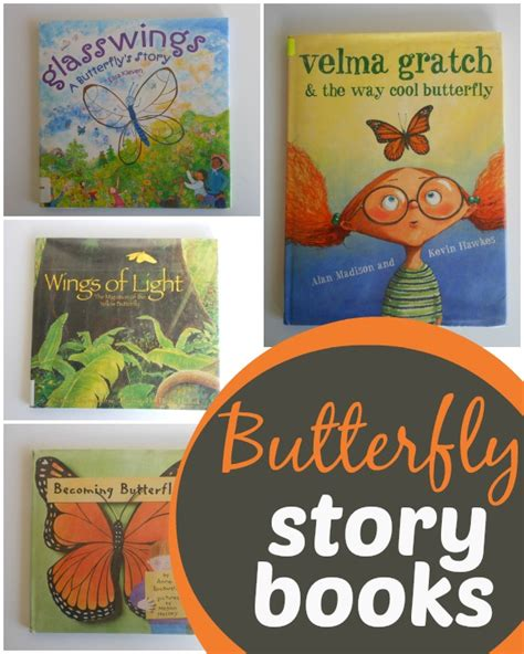 butterfly picture books books about butterflies