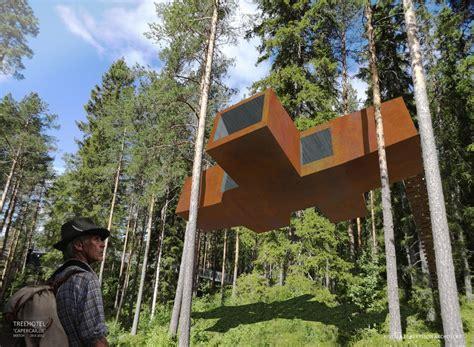 hotel tree tree hotel swedish architecture e architect