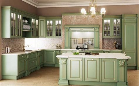 green kitchen cabinet ideas finding vintage metal kitchen cabinets for your home my kitchen interior mykitcheninterior