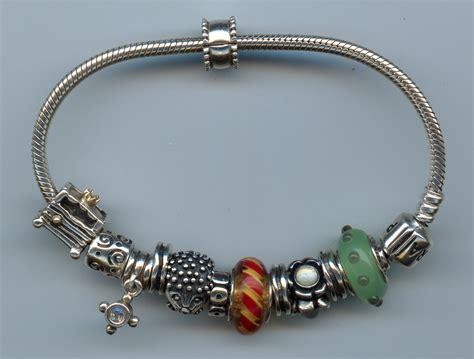 pandora bracelets pandora charm bracelet mudpuddle
