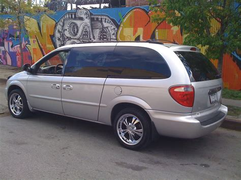 2002 Chrysler Town And Country by Kf156boricuas 2002 Chrysler Town Countryex Minivan Specs