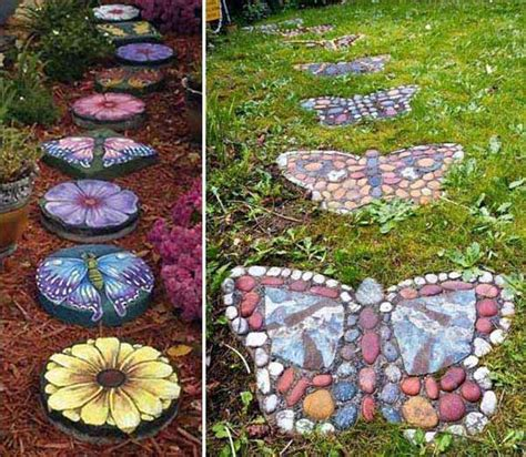 easy gardening ideas 19 handmade cheap garden decor ideas to upgrade garden