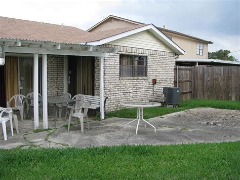 back yard house backyard