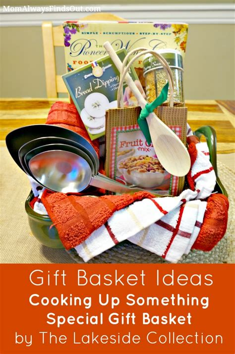 unique cooking gifts unique and creative gift basket ideas