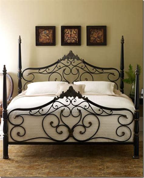 iron rod bed frame 25 best ideas about wrought iron beds on