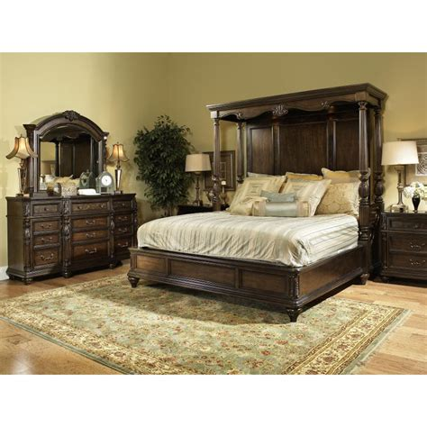 california king bed bedroom sets chateau marmont fairmont 7 cal king bedroom set