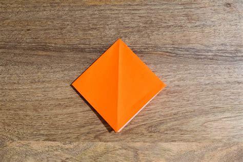 origami o lantern easy pumpkin origami all for the boys