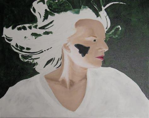 acrylic painting portraits tutorial acrylic portrait painting tutorial quot butterfly quot
