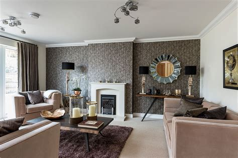 new homes interiors new show home showcases work of renowned interior stylist