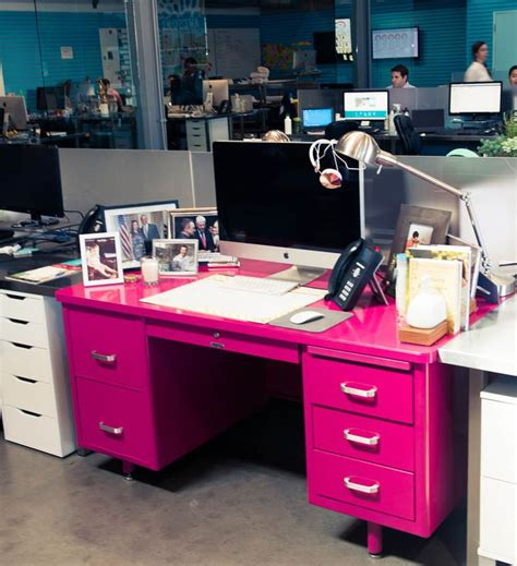 desk pink the pink desk is where it all happens www thecoveteur