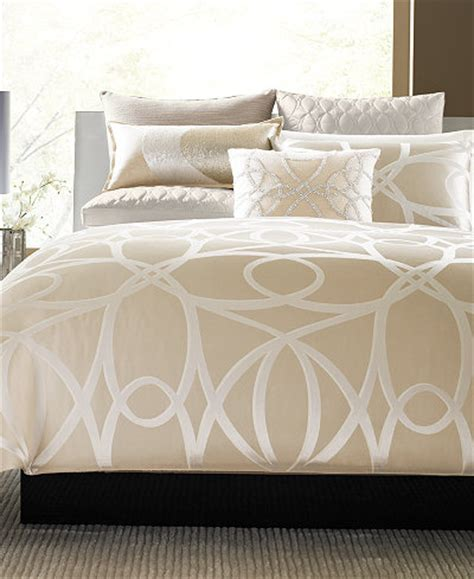 macys bedding hotel collection oriel king comforter bedding