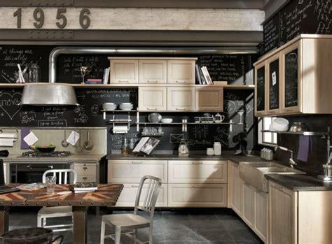 muebles de dise o industrial 1001 ideas de dise 241 o de cocinas de estilo industrial