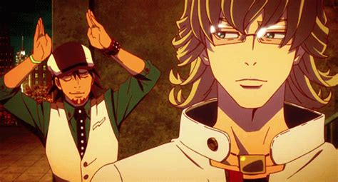 tiger and bunny tiger and bunny on
