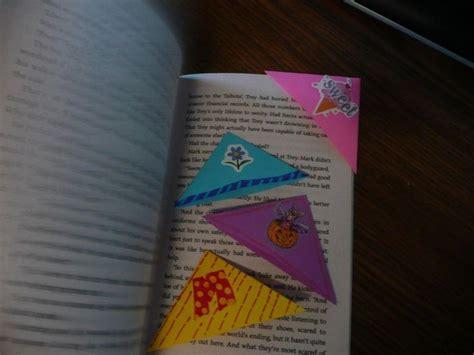 back to school origami diy back to school diy make an easy origami bookmark