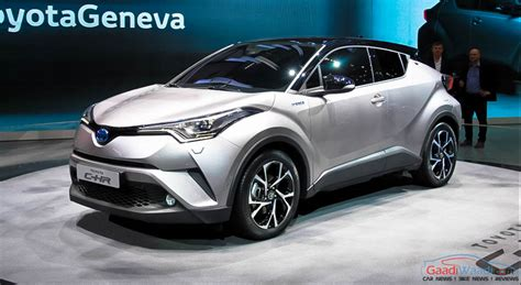 Toyota C Hr Concept by Toyota C Hr Concept Unveiled At 2016 Geneva Motor Show