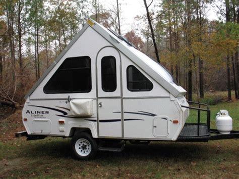 Remodeled Campers our little aliner camper tinycamper s blog