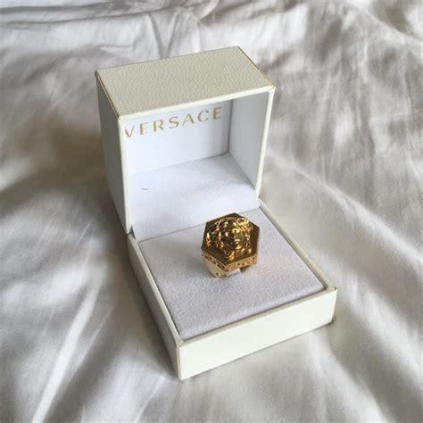 jewelry from home versace versace ring from wayne s closet on poshmark