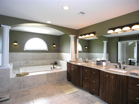 lighting bathrooms the different styles of bathroom lighting