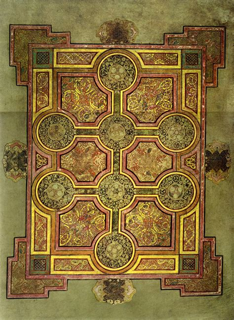 book of kells pictures chi rho page from the book of kells quot the word made flesh quot
