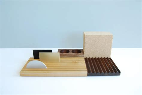 designer desk organizer this desk organizer is like a puzzle you can endlessly