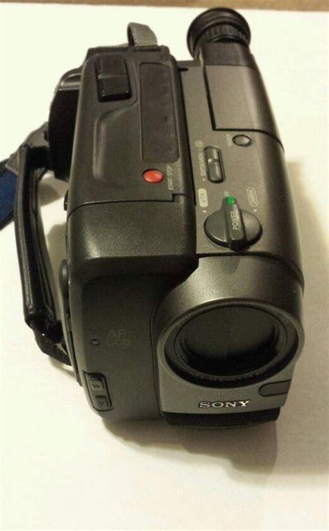 camara de video 8mm sony ccd trv30 handycam video8 8mm camcorder video camera