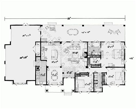 one story house plans open floor plans one story house plans with open floor plans design