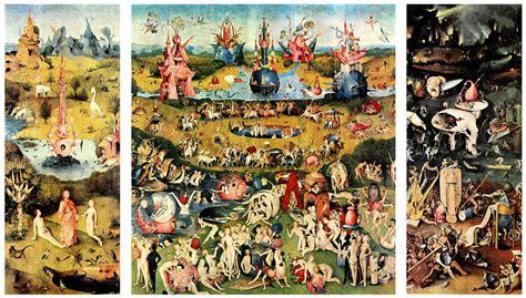 Der Garten Hieronymus Bosch by Hieronymus Bosch Der Garten L 252 Ste