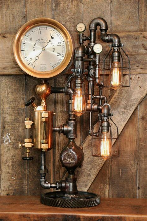 Decorative Fire Extinguisher 10 best idee su steampunk furniture su pinterest mobili